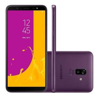 Celular Samsung J8 64gb Violeta