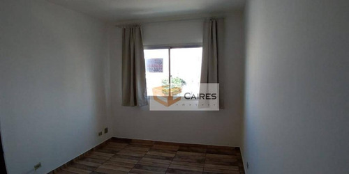 Imagem 1 de 7 de Apartamento Com 1 Dormitório Para Alugar, 46 M² Por R$ 785,00/mês - Centro - Campinas/sp - Ap7108