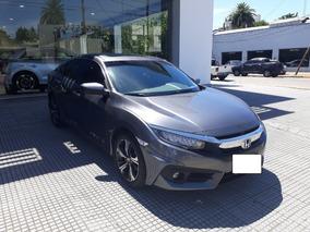 Honda Civic 1.5 Ex-t 2017 Service Recien Hecho Unico Dueño