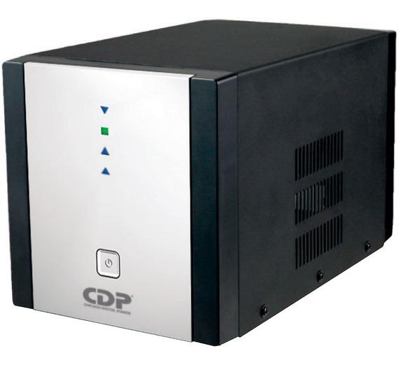 Regulador 8 Contactos Cdp R-avr2408 2400va / 1800