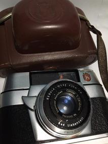 Câmera King Regula L 35 Mm 1959 Alemã Vintage - Relíquia