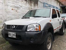 Nissan Frontier Np300 Publica Diésel 4x4 2014