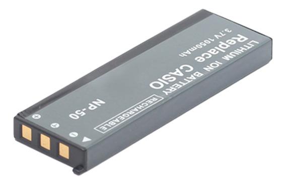 Bateria Compatível Com Casio Np-50