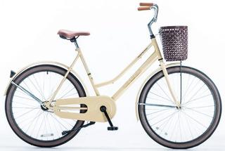 Bicicleta Futura Countryman Xx Rodado 26 Playera Vintage