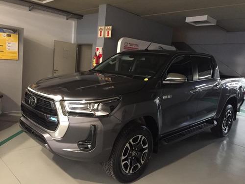 Toyota Hilux Srx 4x4 Automatico
