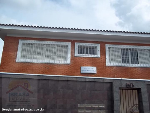 Apartamento Para Locação Em Presidente Prudente, Jardim Das Rosas, 1 Dormitório, 1 Banheiro, 1 Vaga - 00046.010_1-923899
