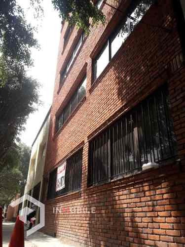 Oficinas En Renta En La Col. Del Valle Centro, Benito Juárez, Ameyalco, Cdmx.