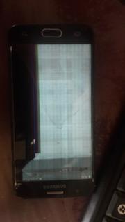 Galaxy J5 Prime Pantalla Rota Cam 13mp 16gb Lector Huella