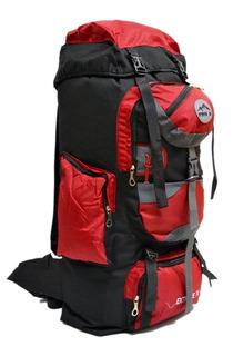 Mochila Camping Mochilero Peyton 70lits Viajes Trekking 7997--18 Cuotas Sin Interes