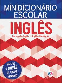 10 Dicionario Mini Ingles Port / Ingles Nova Ortografia Un