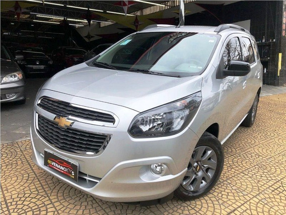 Chevrolet Spin 1.8 Advantage 8v Flex 4p Aut - Venancioscar