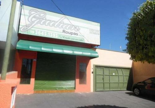 Sala Para Alugar, 50 M² Por R$ 1.500,00/mês - Cidade Jardim Ii - Americana/sp - Sa0169