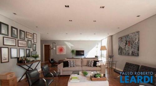 Imagem 1 de 15 de Apartamento - Higienópolis  - Sp - 600767