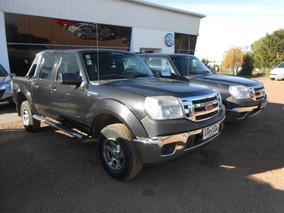 Ford Ranger 2.3 Nafta Xlt D/c Año 2010. Excelente. Barriola