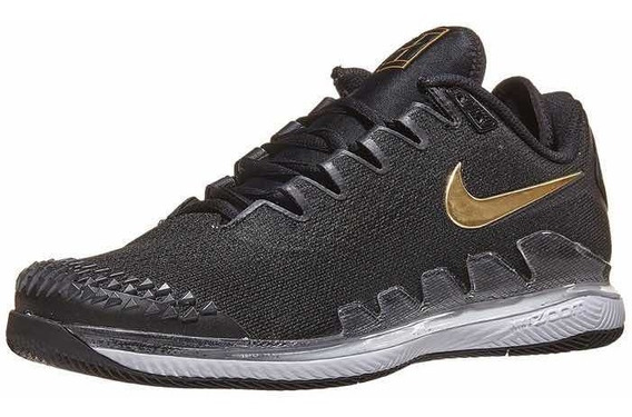 Zapatillas Nike Zoom Vapor X Knit Black/gold