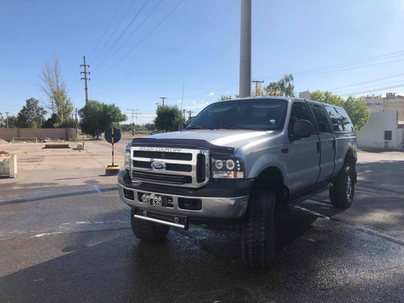 Ford F-100 3.9 Cab. Doble Xlt 4x4 2009