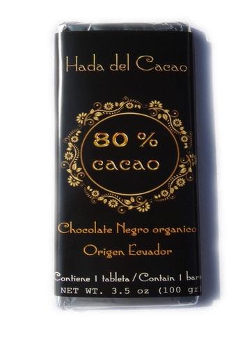 Pack Chocolates 4 80% Y 4 85% 800 G