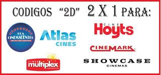 Codigo Para Cine 2d 2x1 Hoyts Multiplex Showcase