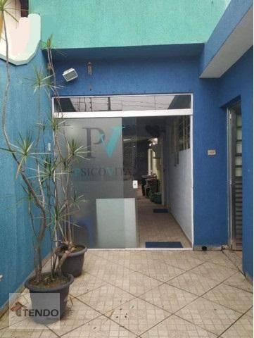 Casa Para Alugar, 77 M² Por R$ 3.500/mês - Conjunto Residencial Irai - Suzano/sp - Ca0581