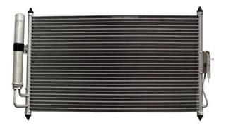 Condensador Sentra 2002-2003-2004-2005-2006 Ald