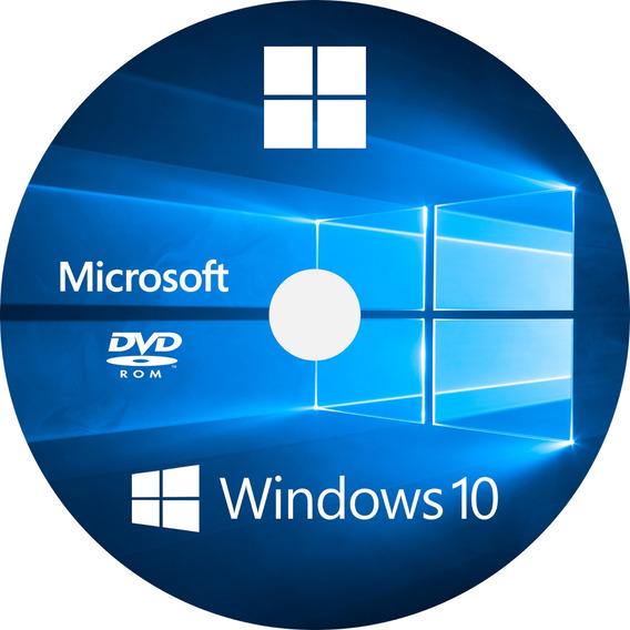 Dvd Windows 10 32x64