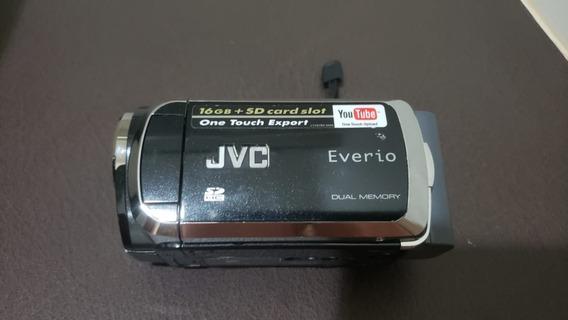 Filmadora Jvc Everio Dual Memory