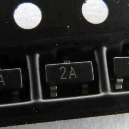 Transistor Mmbt3906 2a Sot23 Smd Npn Uso Geral 70 Unidades