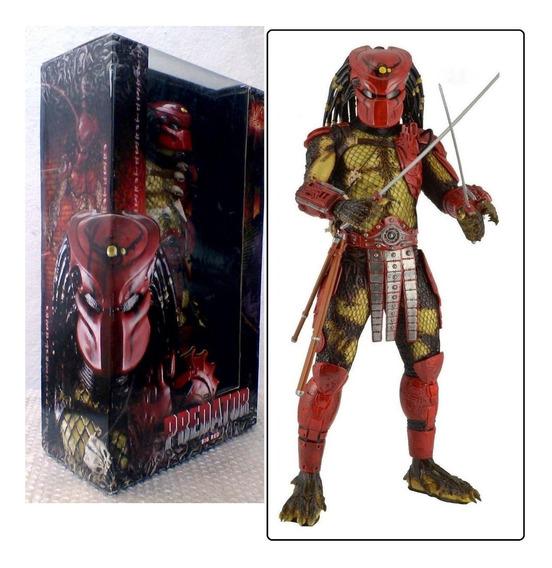 Predador Big Red - Neca Toys - Escala 1/4 50 Cm Altura Novo