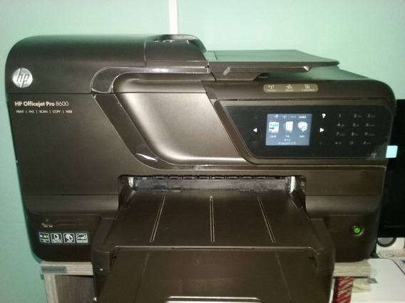 Impressora Hp Officejet Pro 8600 Problema Cabeçote