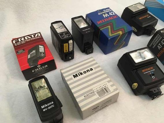 Kit Com 8 Flashes