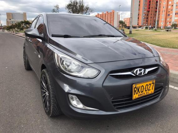 Hyundai I25 Accent Gls Mec 1600cc 2ab Abs