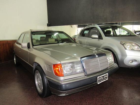 Mercedes Benz Clase E 300 2.5tdiesel 1992 (detalle Mecanico)