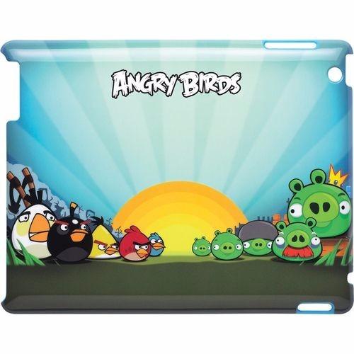 Capa Case iPad 2/3/4 Angry Birds Family - Gear4