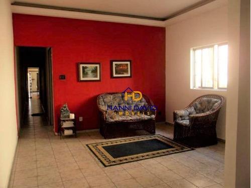 Imagem 1 de 30 de Casa Com 4 Dormitórios À Venda, 245 M² Por R$ 1.000.000,00 - Planalto Paulista - São Paulo/sp - Ca0388
