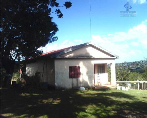 Chácara Rural À Venda, Fonte Mécia, Valinhos - Ch0101. - Ch0101