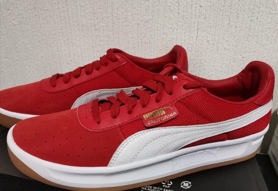 Tenis Puma California Red