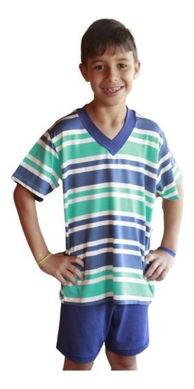 Pijama Infantil Masculino Verão