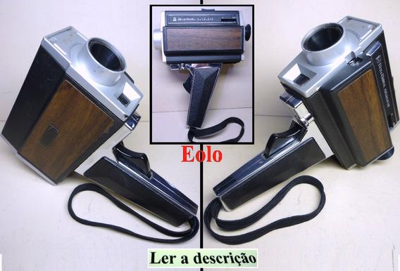 Filmadora Bell & Howell Super 8 Coleção Decoração Funcion