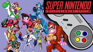 Emulador Super Nintendo Snes Pc + 11000 Juegos