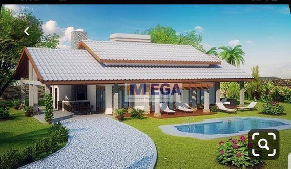 Chácara Com 3 Dormitórios À Venda, 900 M² Por R$ 490.000 - Vale Verde - Valinhos/sp - Ch0047