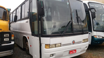 Ônibus Marcopolo Gv1000, 1997, Mbb 0400