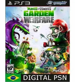 Plants Vs Zombies Garden Warfare Ps3 Psn