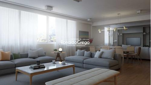 Apartamento Á Venda 3 Dorms, Jardim Elizabeth, Sp - R$ 3.31 Mi - V1336