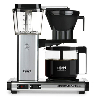 Máquina De Café Kbc Technivorm Moccamaster, 40 Oz, Plata Pul