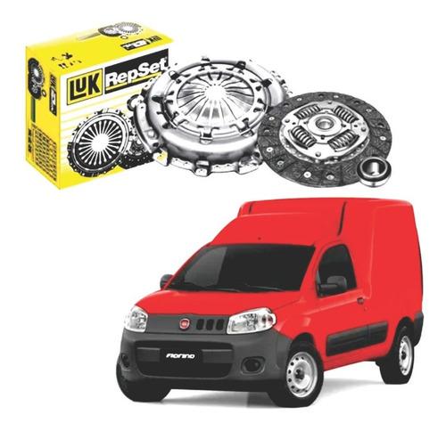 Imagem 1 de 5 de Kit Embreagem + Serviço Agendado Fiat Fiorino 2002 2013 Abcd