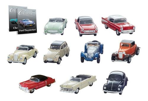 Clarín Colección De 19 Autos Clásicos