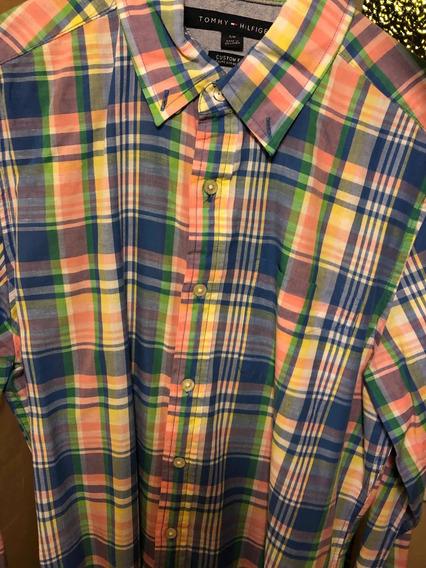 Camisa Tommy Hilfiger !!