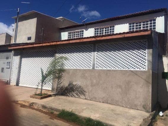 Sobrado Para Venda Em Ra Xv Recanto Das Emas, Sobrado Recanto Das Emas, 5 Dormitórios, 4 Banheiros, 3 Vagas - 018