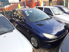 Peugeot 206 Full Financiamos El 100% (aty Automotores)