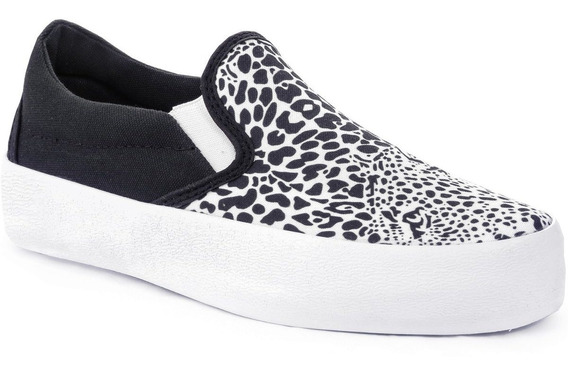 Zapatillas Panchas Altas Reef Maldives High Slip On Mujer